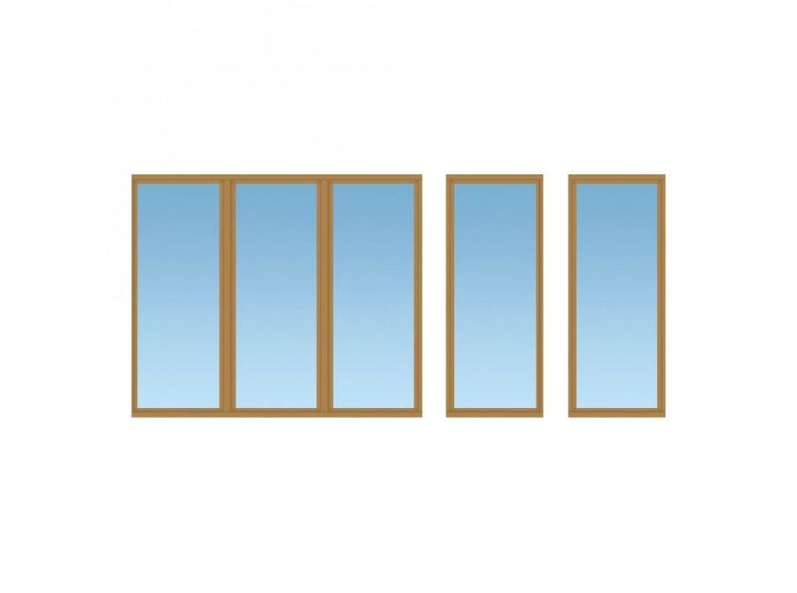 Коричневое окно №06