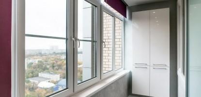 Пластиковые окна для балкона и (или) лоджии
