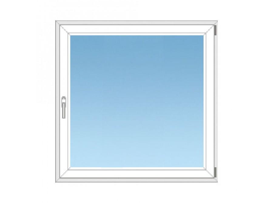 Пластиковое окно ПВХ №02